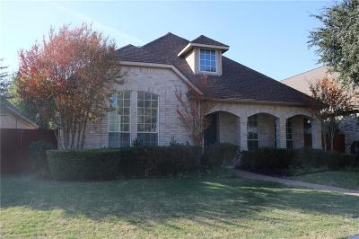 Farmers Branch Single Family Home For Sale: 12205 Chapel View Drive