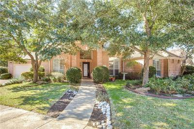 Dallas Single Family Home For Sale: 1463 Waterside Drive