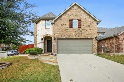 McKinney Single Family Home Active Option Contract: 10632 Bolivar Drive
