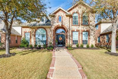 Frisco Single Family Home Active Option Contract: 2826 Del Largo Way