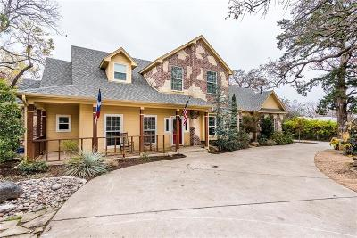 Fort Worth Single Family Home For Sale: 7321 Craig Street