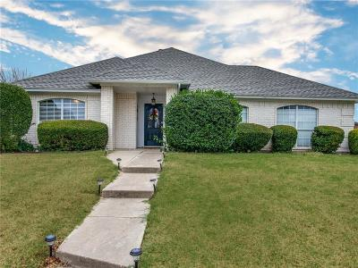 Fort Worth Single Family Home For Sale: 400 Powder Horn Court