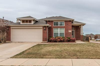Lake Dallas Single Family Home For Sale: 515 Maverick Drive