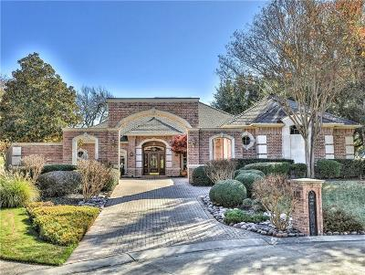 Fort Worth Single Family Home For Sale: 6917 Shadow Creek Court