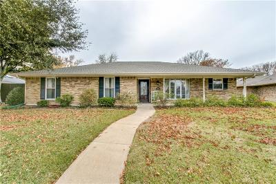 Plano Single Family Home For Sale: 1825 Rustic Drive
