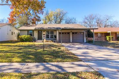 Mesquite Single Family Home For Sale: 2727 Larchmont Drive