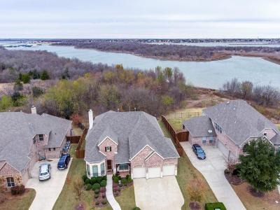 Lewisville Single Family Home Active Option Contract: 2674 Annalea Cove Drive