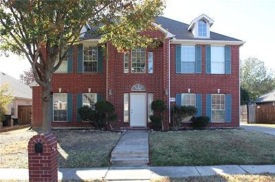 Flower Mound Single Family Home For Sale: 2817 Elmridge Drive