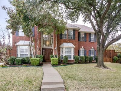 Plano Single Family Home For Sale: 6720 Bastille Drive