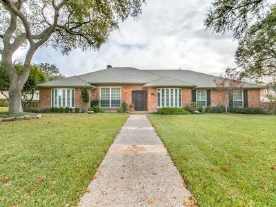 Dallas Single Family Home For Sale: 7802 Pencross Lane