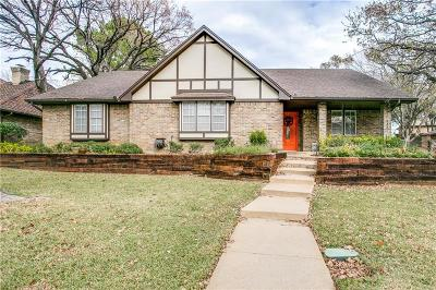 Fort Worth Single Family Home For Sale: 833 Sylvan Drive