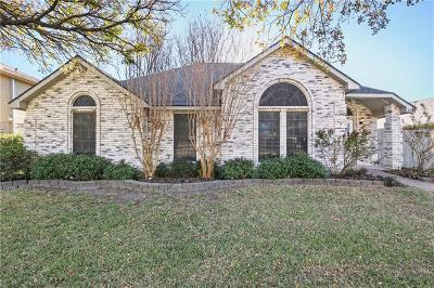 Mesquite Single Family Home For Sale: 2512 Creek Crossing Road