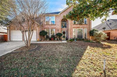 Flower Mound Single Family Home For Sale: 2809 Meadow Green Drive