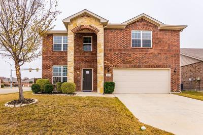 Fort Worth TX Single Family Home For Sale: $263,000