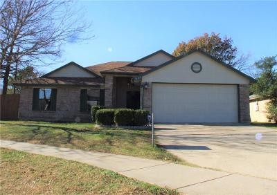 Cedar Hill Single Family Home For Sale: 604 Perry Court