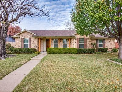 Farmers Branch Single Family Home For Sale: 3373 Pebble Beach Drive