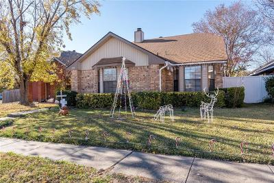 Mesquite Single Family Home For Sale: 1502 Windmill Lane