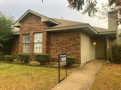Cedar Hill Residential Lease For Lease: 311 Bryant Lane