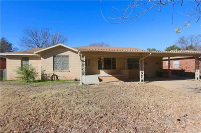 Hurst Single Family Home For Sale: 405 Souder Drive