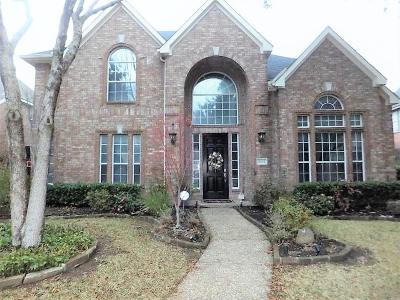 Plano  Residential Lease For Lease: 2621 Barrington Drive