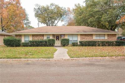 Corsicana Single Family Home For Sale: 611 Stanford Street