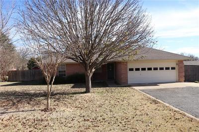 Weatherford Single Family Home For Sale: 1504 Azle Hwy Highway