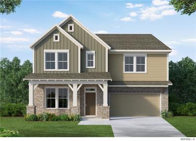 Aledo Single Family Home For Sale: 13656 Leatherstem Lane