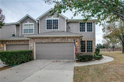Plano Townhouse For Sale: 9816 Cambria Court