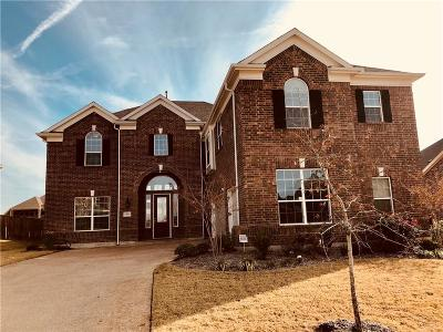 Sachse Single Family Home For Sale: 5204 Willow Bend Lane