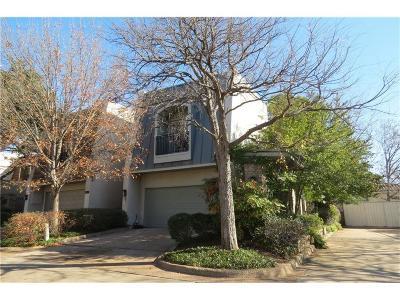 Dallas Townhouse For Sale: 9106 Esplanade Drive