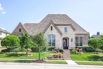 Collin County, Dallas County, Denton County, Kaufman County, Rockwall County, Tarrant County Single Family Home For Sale: 8640 Canyon Crossing