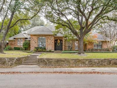 Dallas Single Family Home For Sale: 9406 Rocky Branch Drive