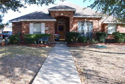 Rowlett Single Family Home Active Option Contract: 3602 Bridgewater Drive