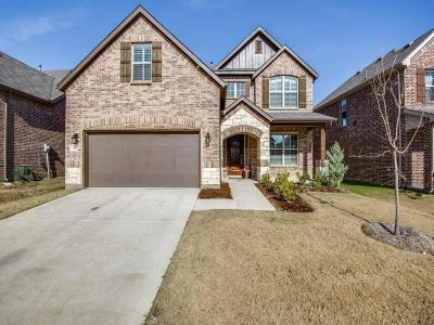 Little Elm Single Family Home For Sale: 916 Mist Flower Drive