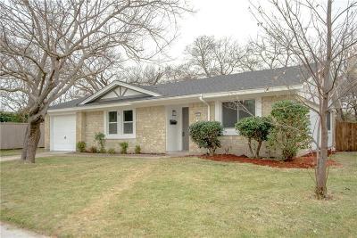 Garland Single Family Home Active Option Contract: 317 Rollingridge Lane
