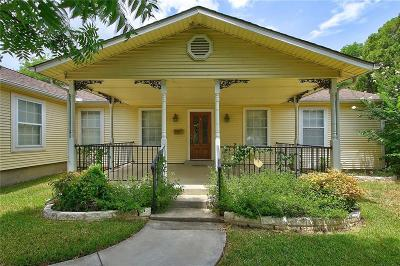 Carrollton Single Family Home For Sale: 1613 Francis Street