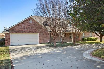 Fort Worth Single Family Home For Sale: 11508 Eagle Vista Drive