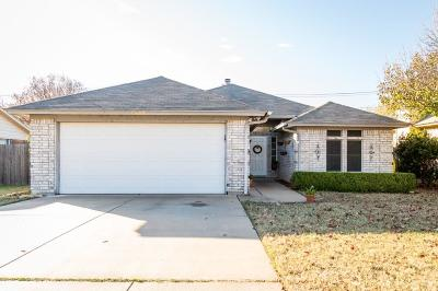 Single Family Home For Sale: 6409 Fern Meadow Drive