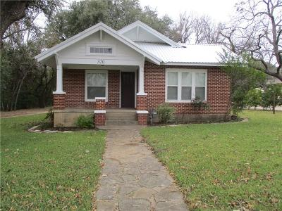 Hamilton County Single Family Home For Sale: 320 W Main Street