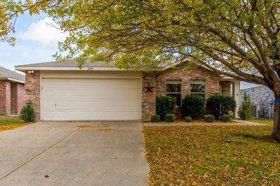 Little Elm Single Family Home For Sale: 2709 Peach Drive