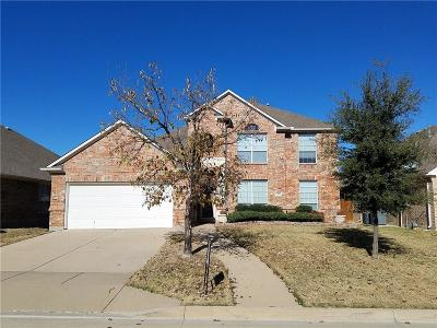 Fort Worth Single Family Home For Sale: 7108 Old Santa Fe Trail