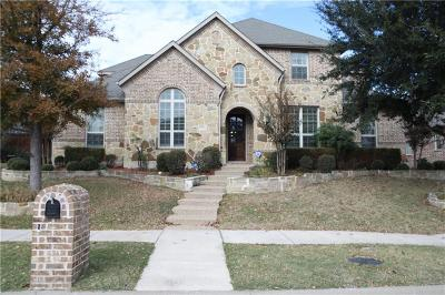 Garland Single Family Home For Sale: 1110 Howard Lane