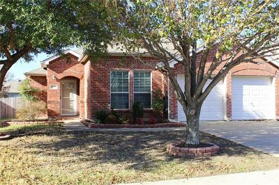 Forney Single Family Home Active Option Contract: 520 Wolf Drive
