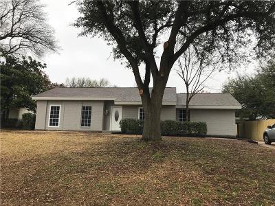 Plano Single Family Home For Sale: 3349 E 15th Street