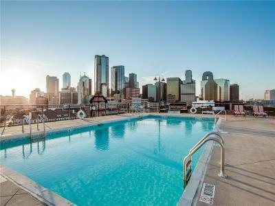 Dallas Condo For Sale: 2220 Canton Street #302