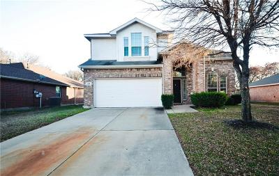 Cedar Hill Single Family Home For Sale