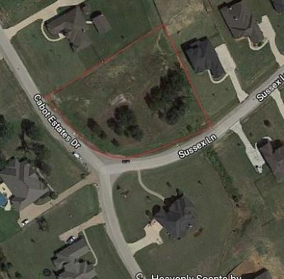 Tarrant County Residential Lots & Land For Sale: 7316 Cabot Estates Drive