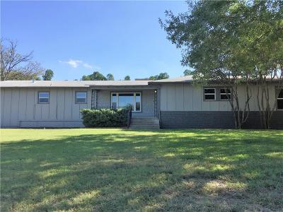 Benbrook Single Family Home For Sale: 3823 Williams Road