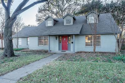 Plano Single Family Home For Sale: 1105 Edgefield Drive