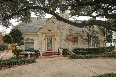 Dallas Single Family Home For Sale: 5714 Anita Street